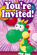 Dragon Invitation