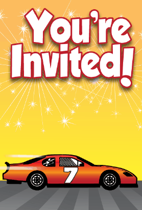 Stock Car Invitation